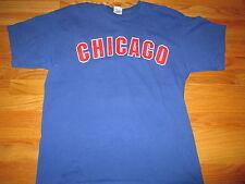 RYNE SANDBERG No. 23 CHICAGO CUBS (LG) T-Shirt Jersey