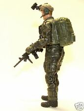 1:18 BBI Elite Force U.S  Army 75th Cobra Ranger Delta Team Figure Soldier