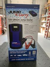 Jump-N-Carry JNC318 12V Lithium Jump Starter/Power Supply