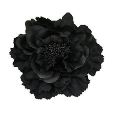 Wholesale Lady Peony Flower Brooch Clip Pin Bridal Party Hair Holder Headdress