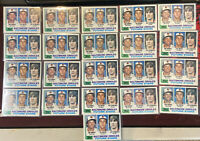 1982 Topps Baseball Complete Set Cal Ripken Jr Rookie Lot X21