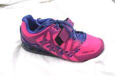 Inov 8 sz 10.5M Fast Lift 335 pink training womens weightlifting shoes Mens 8.5
