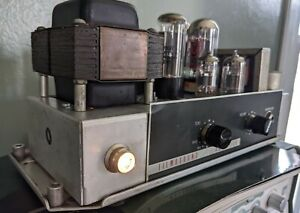 Bell & Howell Filmosound 385 Tube Amp Converted For Guitar