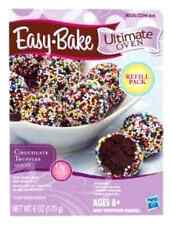 Easy Bake Oven, Easy Bake Oven Mixes, Chocolate Truffles, Kids Play Food Set