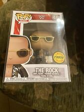 Funko Pop! The Rock Wwe Limited Edition Chase
