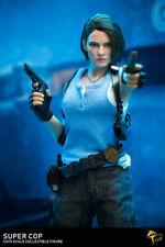 MTTOYS 1/6 MT004 Resident Evil Jill Valentine  HeadSculpt &Clothing Sets