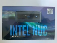 NEW Intel NUC 10  NUC10i7FNHN1 Computer - Intel Core i7-10710U 10th Gen Sealed
