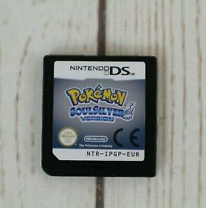 Unlocked Pokemon Soul Silver - All 493 Shiny Pokemon, All Items! DS, 3DS