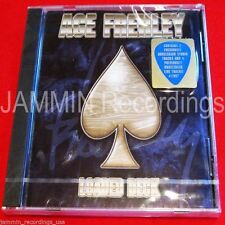 ACE FREHLEY - Loaded Deck - New Sealed CD-RARE OOP/KISS ACE FREHLEY