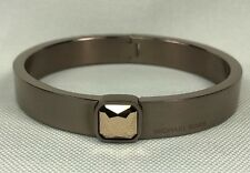 Michael Kors Sable Geometric Bangle Bracelet MK209
