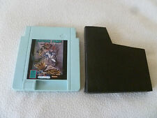 NINTENDO NES VIDEO GAME CARTRIDGE CAPTAIN COMIC THE ADVENTURE COLOR DREAMS RARE