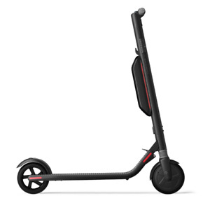 ES3 Segway Ninebot Electric Kick Scooter External Battery Foldable Open Box