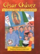 Cesar Chavez: The Struggle For Justice/La Lucha Por La Justicia (Paperback or So