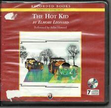 THE HOT KID by ELMORE LEONARD~ UNABRIDGED CD AUDIOBOOK