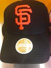 Victorias Secret PINK MLB San Francisco Giants Baseball Cap Hat Womens NWT