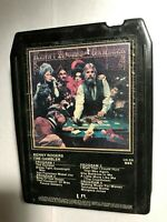 KENNY ROGERS THE GAMBLER 8 TRACK TAPE