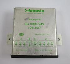 original Webasto SG 1560 / 24V Steuergerät 105.507