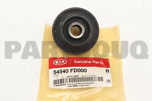 54540FD000 Genuine Hyundai / KIA BUSH-FRT T/LOD
