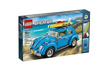 LEGO Creator Expert Volkswagen Beetle 10252 Building Kit - Brand New Sealed Box