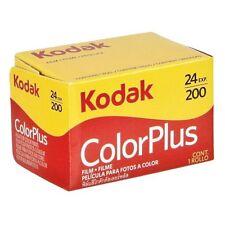 3 paquets de Kodak ColorPlus 200 135-24 Film (3PACK)