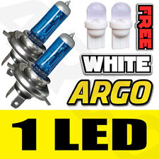 H4 501 LED BI-XENON HID CONVERSION BULBS NISSAN JUKE NISMO 4500K WHITE SUPER