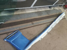 87-93 Ford Mustang GT Side Skirt Ground Effect Lower Piece Drivers GFX OEM