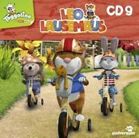 LEO LAUSEMAUS: HÖRSPIEL 9   CD NEW