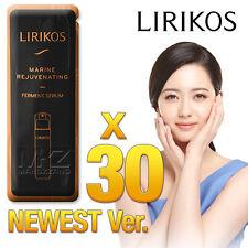 LIRIKOS Marine Rejuvenating Ferment Serum 30pcs Antiwrinkle Whitening Newest Ver