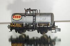 Rokal TT  G 215 2achs. Kesselwagen Esso DB silber