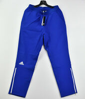 Adidas Men's Squad Woven Pant CZ0786 Collegiate Royal/White