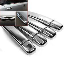1 Set 8pcs Car Door Handle Cover Caps ABS Chrome for Peugeot 307