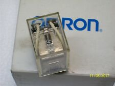 Omron General Purpose Relay 10A @ 120VAC//10A @ 24VDC LY2-AC110//120