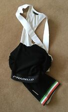 Pinarello Strada Men's Cycling Bib Shorts Large Ref.CF784