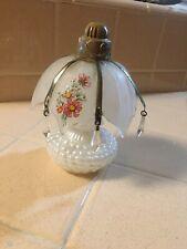 White Luster Perfume Diffuser Lamp