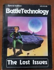 Battle Technology - The Lost Issues Special Edition - Rare OOP