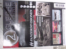 17$$ Revue 2e Guerre Mondiale n°68 Panzerdivisionen / Guerre d'hiver / Propagand