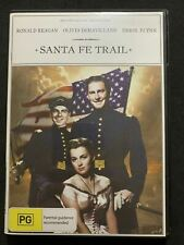 Santa FE Trail (1940) Western Olivia De Havilland VGC R4 DVD Postage