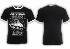 Stil 80er Herren-T-Shirts aus Baumwolle in normaler Größe