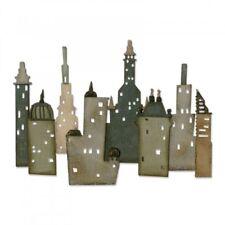 Sizzix Thinlits Cityscape Metropolis von Tim Holtz 661804