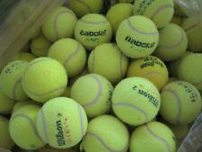Lot de 70 Balles de TENNIS d'occasion