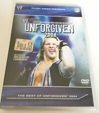 WRESTLING THE BEST OF UNFORGIVEN 2004 JERICHO BATISTA LADDER MATCH DVD ITALIANO
