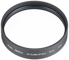 Kenko Lens Filter Pro 1 D AC Close-up Lens No. 3 67 Mm for Proximity Photography