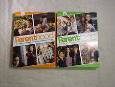 Parenthood Seasons 1 & 2  8 dvd set