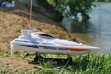 """High speed RC Boat Double Horse 7001 Medium 16""""  US Seller 2-day free shipping"""