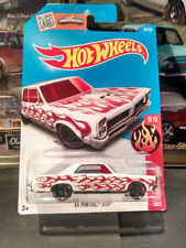Hot Wheels Pontiac Diecast Vehicles