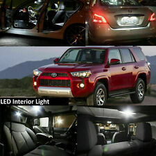17pcs Interior Light Premium Package Full Kit LED Bulbs For Toyota 4Runner 03-19