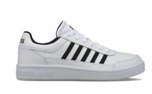 K-Swiss Court Chasseur Damen Schuhe Sneaker Turnschuhe 96042 (Weiß 102)