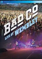 BAD COMPANY - LIVE AT WEMBLEY  DVD NEW+