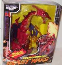 Transformers Beast Wars Transmetals MEGATRON DRAGON * SEALED MIB