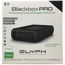 Glyph Tecnologies 5TB Blackbox Pro Empresa USB3.1 Tipo C Disco Duro Externo